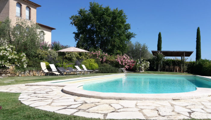 La Valiana Villa in Tuscany with pool Montepulciano